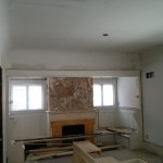 Image of newly renovated home on Grace Avenue before renovation