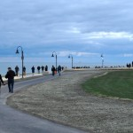 Image of newly opened Solstice Steps at Lakewood Park