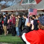 Veteran's Day celebrations 2015