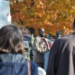 Photo of Veteran's Day Guest Speaker Joseph A. Jennings III