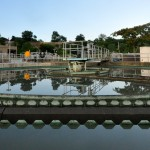 Photo of Wastewater Treatment Plant
