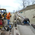 Image of Lakefront Construction